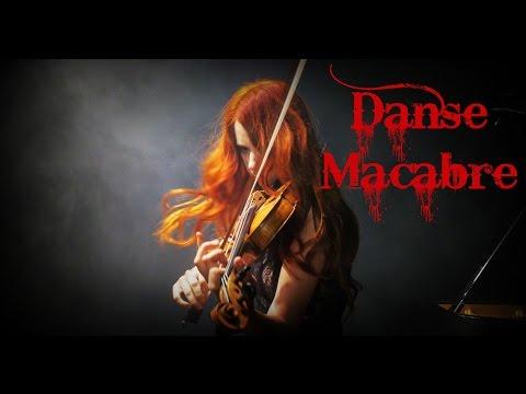 Halloween Music  Danse Macabre ViolinPiano  Chloe TrevorJonathan Tsay
