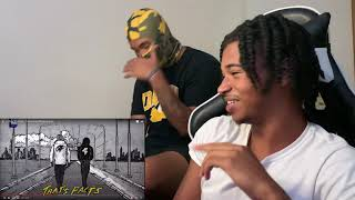 Lil Baby & Lil Durk - Thats Facts (Official Audio) REACTION