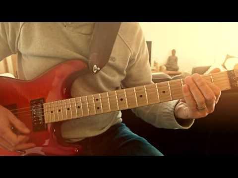 Queensrÿche - Walk in the shadows (Guitar Cover w/solo)