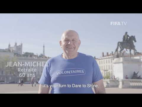 FIFA Women's World Cup™ Volunteers Dare To Shine - Lyon