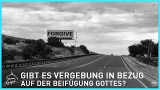 Gibt es Vergebung in Bezug auf der Beifügung (Schirk) Gottes?   Stimme des Kalifen