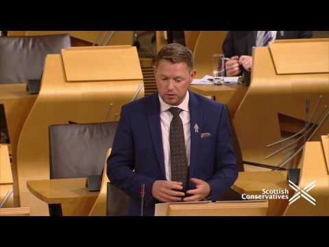 Jamie Greene MSP discusses the needs of Scotland's island communities