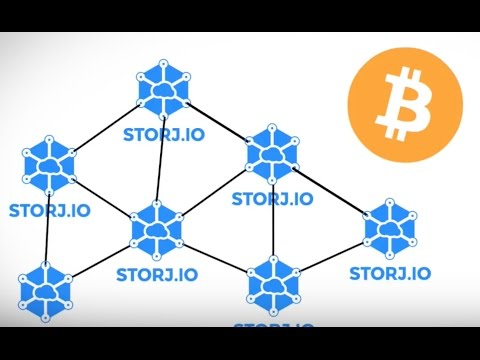 Storj - Distributed cloud storage - BnkToTheFuture Case Study