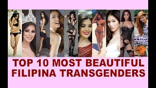 Transsexual beautiful world The most