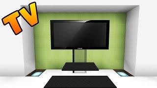 Майнкрафт - Как Сделать ТВ(Майнкрафт - Как Сделать ТВ! Сегодня я буду показывать, как сделать красивый и легкий Майнкрафт ТВ в Майнкраф..., 2016-04-15T07:00:00.000Z)