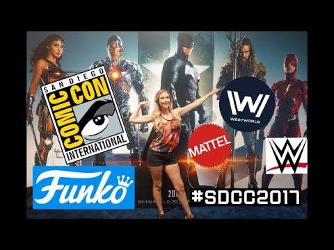 San Diego Comic Con 2017!!!!!