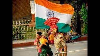 India_Pak Wagah Border Live Scene By Gyanam Mhan || Wagah Border ||