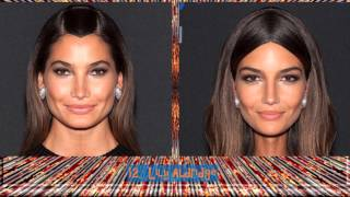 20 Most Popular Women Left and Right Side Face☺HD♫