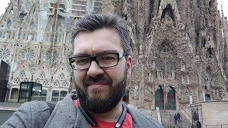 Барселона 2018! Моя поездка, мой взгляд на Барселону / Арстайл /