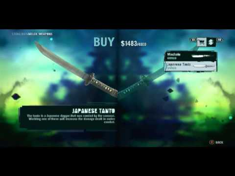far cry 3 weapons list and how to unlock