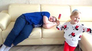 ВЛОГ К нам приехал Лёва!!! Снимаем челленджи Скоро поедем отдыхать!