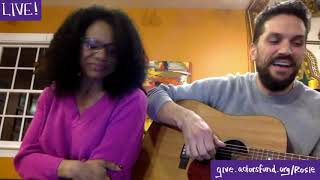 "Broadway Couple Audra McDonald and Will Swenson Sing a STUNNING Rendition of ""Smile"" YouTube Videos"