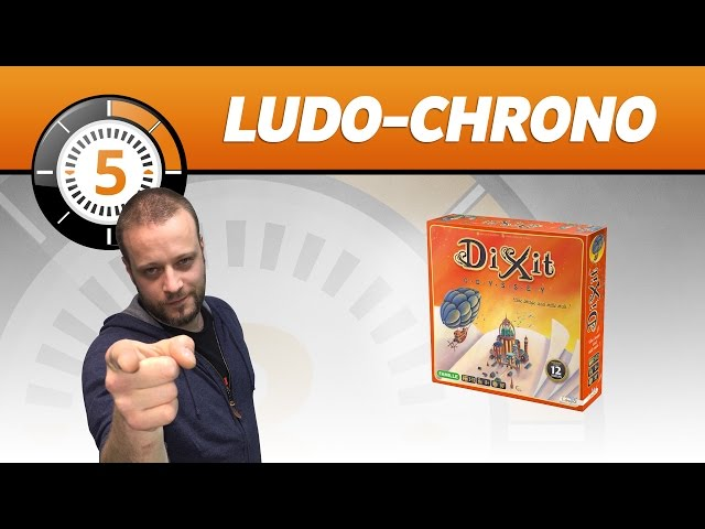 LudoChrono - Dixit odyssey