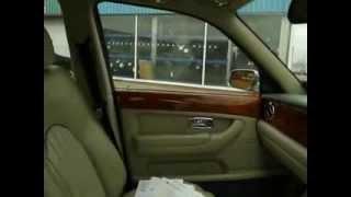 Бентли Arnage, обзор авто Bentley Arnage Red Label
