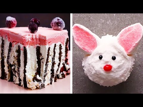 Easy Dessert Recipes | 10+ Awesome DIY Homemade Recipe Ideas by So Yummy