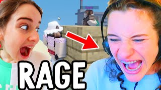 LAST TO RAGE IN BEDWARS WINS w/ The Norris Nuts