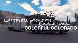Biking the Rocky Mountains