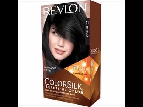 Revlon Colorsilk Beautiful Color Soft Black 11 1 Ea Youtube