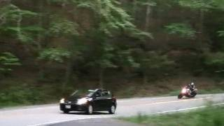 Tail of the Dragon - Crazy drivers