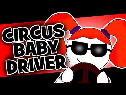 Minecraft Fnaf: Sister Location - Circus Baby Driver (Minecraft Roleplay)