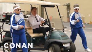 Video Conan's Bodyguards  - CONAN on TBS download MP3, 3GP, MP4, WEBM, AVI, FLV Oktober 2018