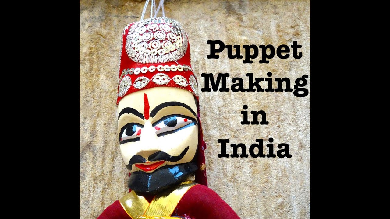 Puppetry In India