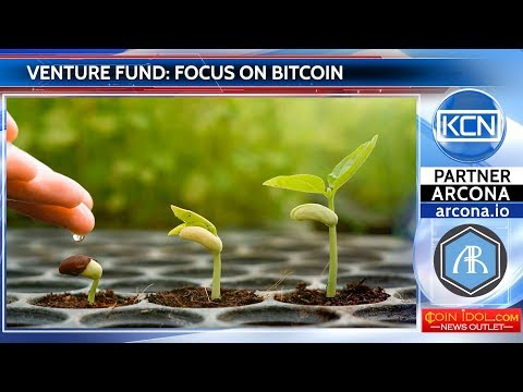 Venture Fund focuses on bitcoin