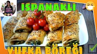 Sahurluk Hazır Yufkadan Çıtır Börek Tarifi Nasıl yapılır Sibelin mutfağı ile yemek tarifleri