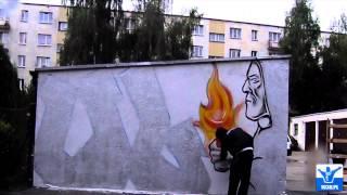 Graffiti we Wschowie