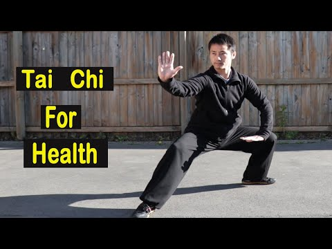 Tai Chi Step by Step For Beginners Training Session 1