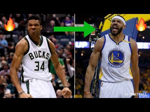 Breaking Down How Javale McGee Fits With the Bucks | Trade From Warriors to Milwaukee!?