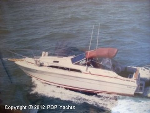 UNAVAILABLE Used 1987 Sea Ray 270 Sundancer In Dunedin Florida