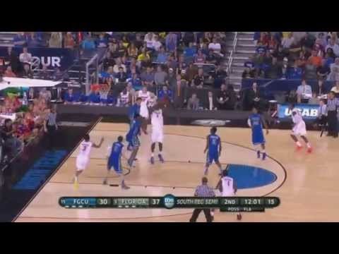 Florida Gators Basketball 2013 - Smashed The Slipper (Vs. FGCU)
