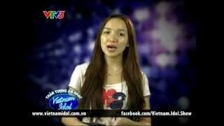 Vietnam Idol 2012 - Thảo My - MS 6 - Từng ngày dài