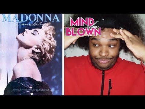 Madonna- True Blue Album (REACTION)