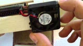 Entretien des ventilateurs - Huilage et poussière