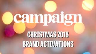 Christmas 2018 Brand Activations