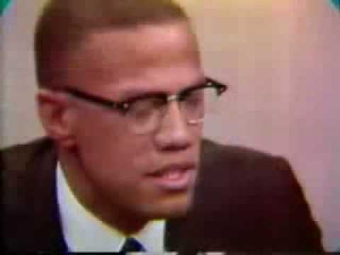 MALCOLM X  OUR HISTORY WAS DESTROYED BY SLAVERY