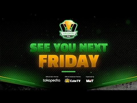 Tokopedia Battle Of Friday Matchday 3 - Dota 2 & CS GO