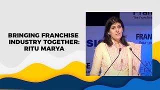 Bringing franchise industry together