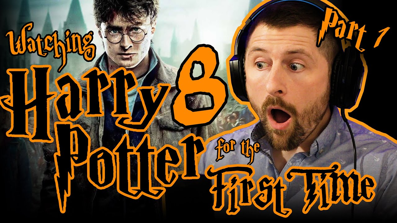 Download WATCHING HARRY POTTER 8 - FIRST TIME - DEATHLY HALLOWS PART 2 (pt 1)