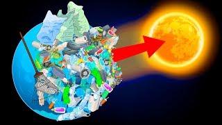 ¿Por qué no enviamos toda la basura al espacio?