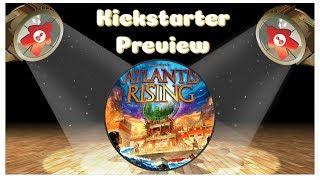 Atlantis Rising 2e - Board Game Spotlight Preview
