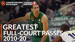 2010-20 Greatest Plays: Full-Court Passes