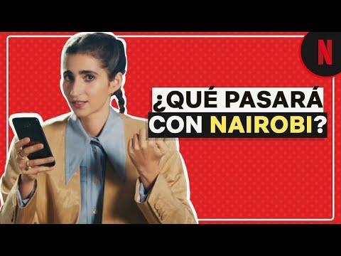Alba Flores Responde A Teorías Sobre Nairobi