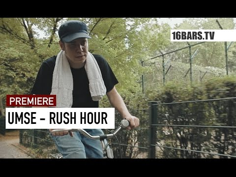 Umse - Rush Hour // prod. by Deckah (16BARS.TV PREMIERE)