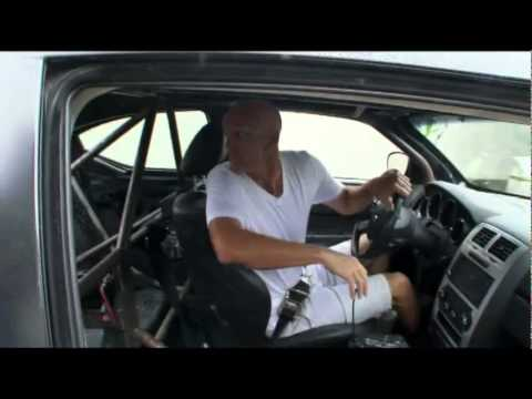 Check Out Vin Diesel S Stunt Dodge Chargers From Quot Fast 5