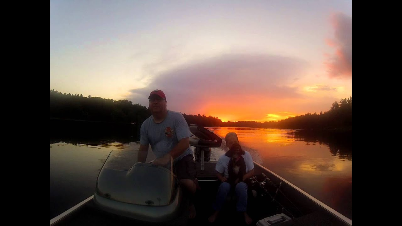 Long pond fishing danville nh 3 youtube for Nh fishing license
