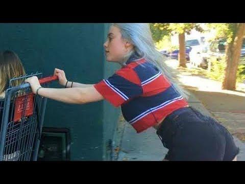 Горячие моменты Билли Айлиш/Hot Moments Billy Eilish