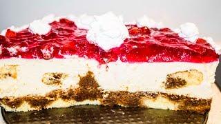Тирамису ♥ Рецепт вкусного торта - Easy Tiramisu Recipe(Тирамису очень легко приготовить в домашних условиях. В этом видео вы узнаете на что можно заменить такие..., 2016-03-07T14:42:13.000Z)